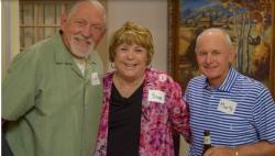 Francis Lawler, Sue Holman, Marty Becker